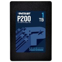 SSD диск Patriot P200 1Tb P200S1TB25