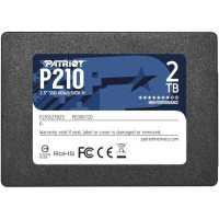 SSD диск Patriot P210 2Tb P210S2TB25