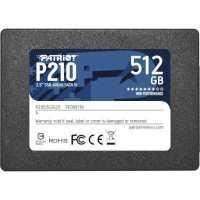 SSD диск Patriot P210 512Gb P210S512G25