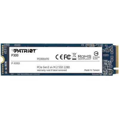 SSD диск Patriot P300 2Tb P300P2TBM28