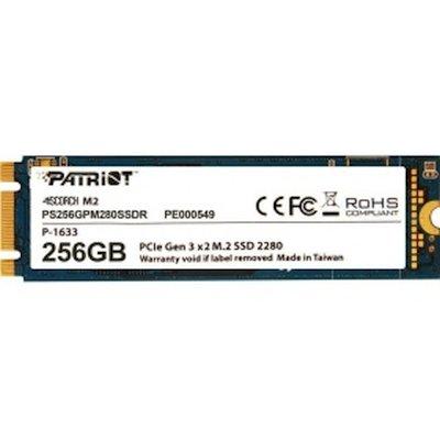 SSD диск Patriot Scorch 256Gb PS256GPM280SSDR