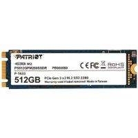 SSD диск Patriot Scorch 512Gb PS512GPM280SSDR