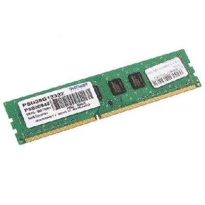 оперативная память Patriot Signature PSD38G16002