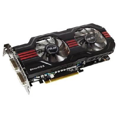видеокарта PCI-Ex 1024Mb ASUS ENGTX560 TI DCII TOP/2DI/2GD5