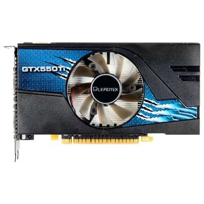 видеокарта PCI-Ex 1024Mb Leadtek GTX550Ti