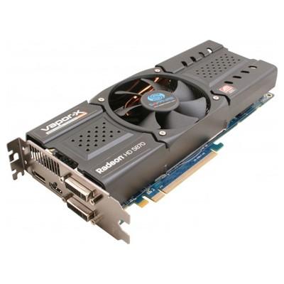 видеокарта Sapphire AMD Radeon HD 5870 VAPOR-X 11161-03-40R