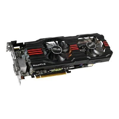 видеокарта PCI-Ex 2048Mb ASUS HD7870-DC2T-2GD5-V2