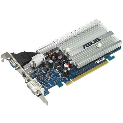 видеокарта PCI-Ex 256Mb ASUS EN8400GS Silent/HTP