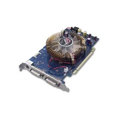 видеокарта PCI-Ex 256Mb ASUS EN8600GT/OC GEAR/HTDP/256M