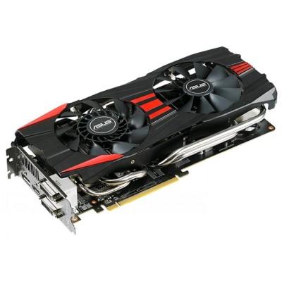 видеокарта PCI-Ex 3072Mb ASUS R9280-DC2-3GD5