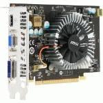 Видеокарта PCI-Ex 512Mb MSI N240GT-MD512-ОС/D5