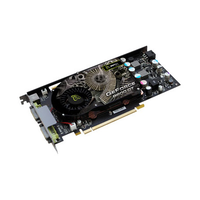 видеокарта PCI-Ex 512Mb XFX GeForce 9800 GT