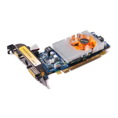 видеокарта PCI-Ex 512Mb Zotac 9400GT Synergy ZT-94TEH2L-FDR