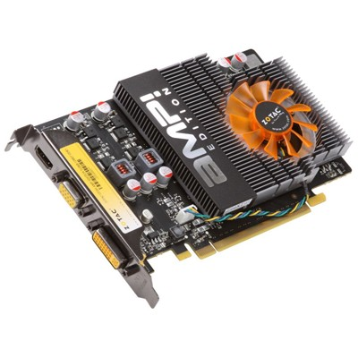 видеокарта PCI-Ex 512Mb Zotac GT240 ZT-20405-10L