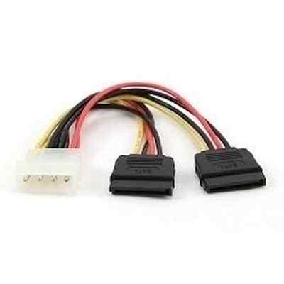 переходник Cablexpert CC-SATA-PSY-0.3M