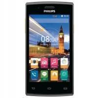 Смартфон Philips S307 Black-Yellow