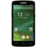 Смартфон Philips Xenium V387 Black