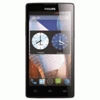 Смартфон Philips Xenium W3500 Black