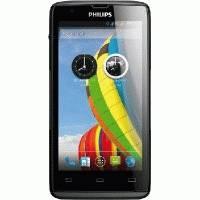 Смартфон Philips Xenium W6500 Grey