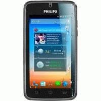 Смартфон Philips Xenium W8500 Dark Grey