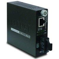 Медиаконвертер Planet FST-802S15