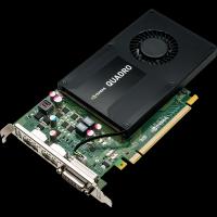 Видеокарта PNY nVidia Quadro K2200 4Gb VCQK2200BLK-1