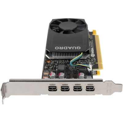 видеокарта PNY nVidia Quadro P1000 4Gb VCQP1000DVIV2BLK-1