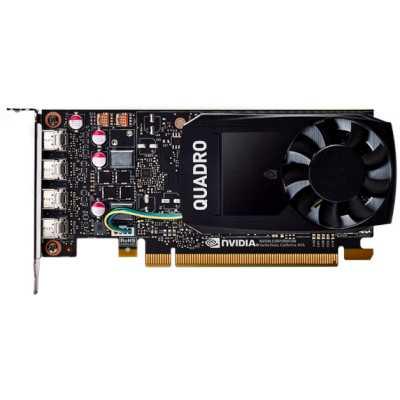 видеокарта PNY nVidia Quadro P1000 4Gb VCQP1000V2-SB