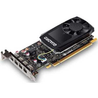 видеокарта PNY nVidia Quadro P1000 4Gb VCQP1000V2BLK-1