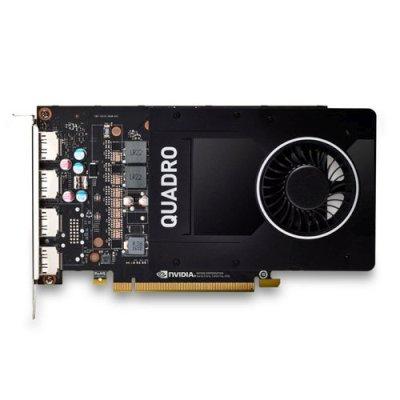 видеокарта PNY nVidia Quadro P2200 5Gb VCQP2200BLK-1