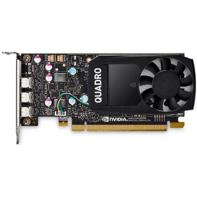 видеокарта PNY nVidia Quadro P400 2Gb VCQP400V2BLK-5