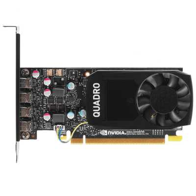 видеокарта PNY nVidia Quadro P620 2Gb VCQP620DVIV2BLK-1