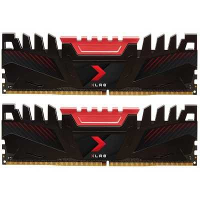 оперативная память PNY XLR8 Gaming MD16GK2D4320016AXR