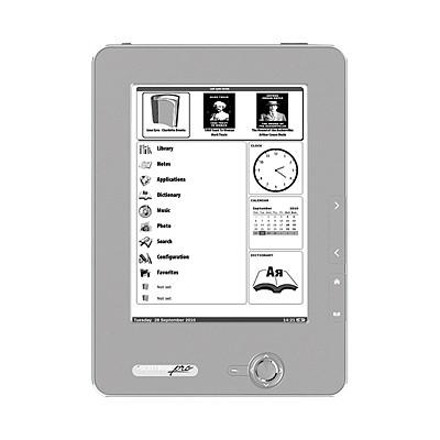 электронная книга PocketBook 603 Silver