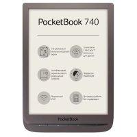 Электронная книга PocketBook 740 Brown