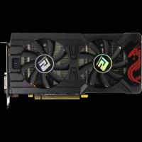 Видеокарта PowerColor AMD Radeon RX 570 8Gb AXRX 570 8GBD5-DMV3