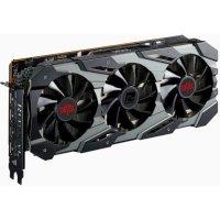 Видеокарта PowerColor AMD Radeon RX 5700 XT 8Gb AXRX 5700XT 8GBD6-3DHE-OC