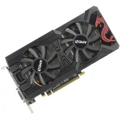 видеокарта PowerColor AMD Radeon RX 580 8Gb AXRX 580 8GBD5-DHDM