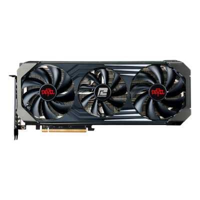 видеокарта PowerColor AMD Radeon RX 6700 XT 12Gb AXRX 6700XT 12GBD6-3DHE/OC