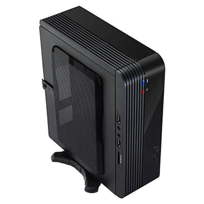 Корпус PowerCool S103-mini Black 200W купить в России в интернет магазине KNSrussia.ru