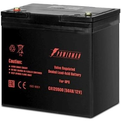 батарея для UPS PowerMan CA12500 12V.50AH