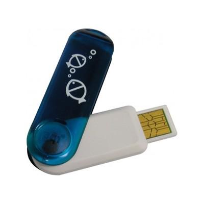 флешка PQI 8GB i261 Blue