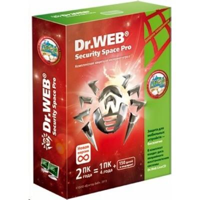антивирус Dr. Web Desktop Security Suite LBW-BC-12M-31-A3