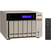 Сетевое хранилище Qnap TVS-673e-8G