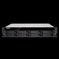 Сетевое хранилище Qnap TVS-872XU-RP-i3-4G
