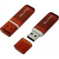 Флешка Qumo 16GB QM16GUD-OP1-red