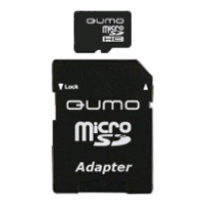 карта памяти Qumo 16GB Secure Digital Micro Class 10