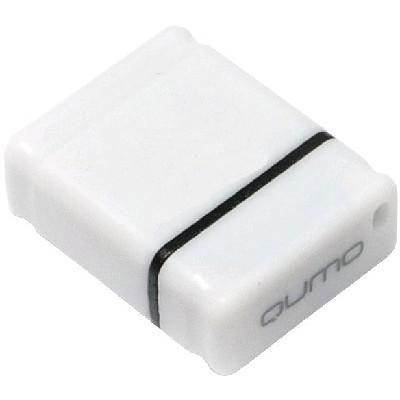 флешка Qumo 32GB QM32GUD-NANO-W