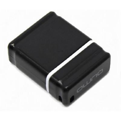 флешка Qumo 4GB QM4GUD-NANO-B