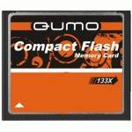 Карта памяти Qumo 8GB Compact Flash 133X